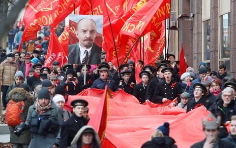 Праздненства в Москве