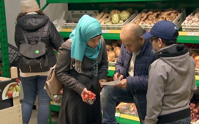 Беженцы из Сирии в Эстонии.