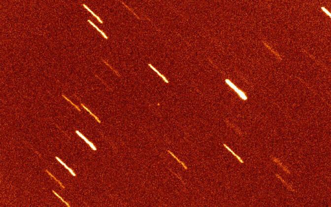 Müstiline objekt A/2017 U1 ehk 1I/'Oumuamua.