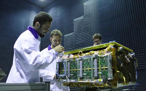 ICEYE sai alguse Aalto ülikooli tudengisatelliidi projektist.