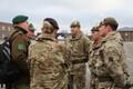 Российские военные с инспекцией в Эстонии