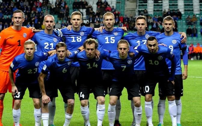 Сборная Эстонии по футболу
