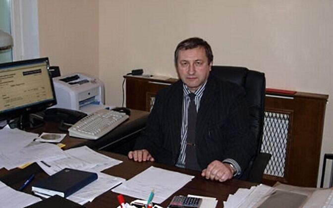 Александр Беседин возвращается в горсобрание.