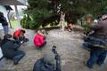 Jõulupuu jõudis Tallinna Raekoja platsile