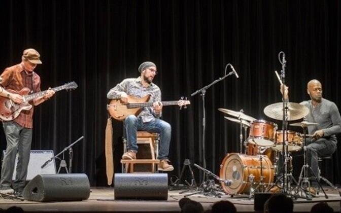 Viljandi kitarrifestival Kurt Rosenwinkel Band