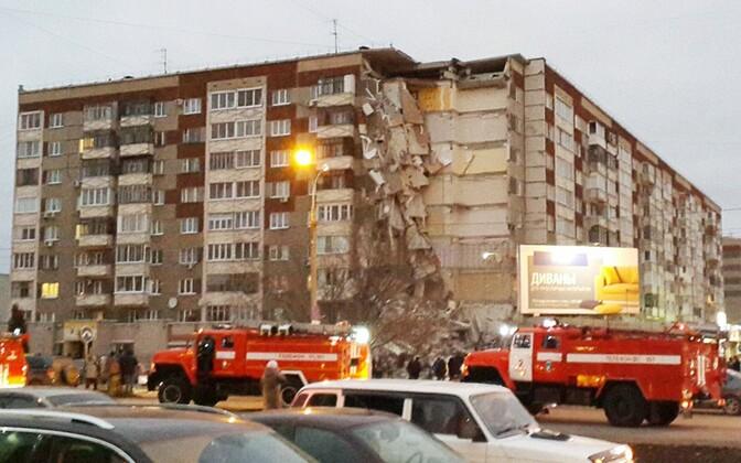 Majavaring Iževskis 9. novembril.