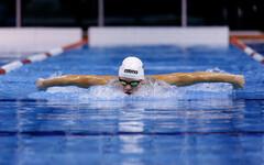 2df5537d677 Belgradis toimunud ujumisvõistlusel Serbia Open saavutas Kregor Zirk  pühapäeval esikoha 200 m vabaltujumises ja pronksi 50 m liblikujumises.