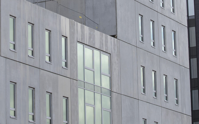 Новое здание Таллиннского суда и прокуратуры.