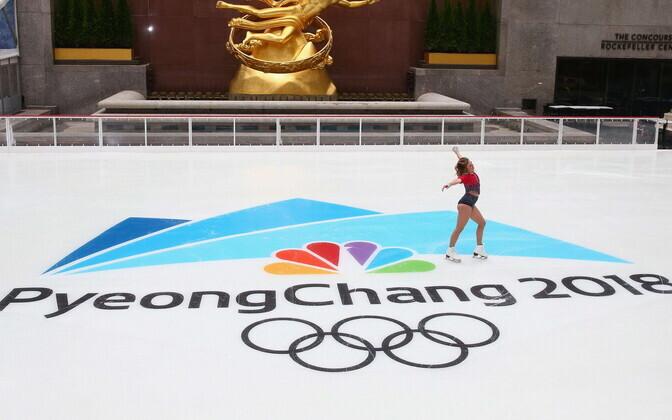 PyeongChangi olümpiamängud