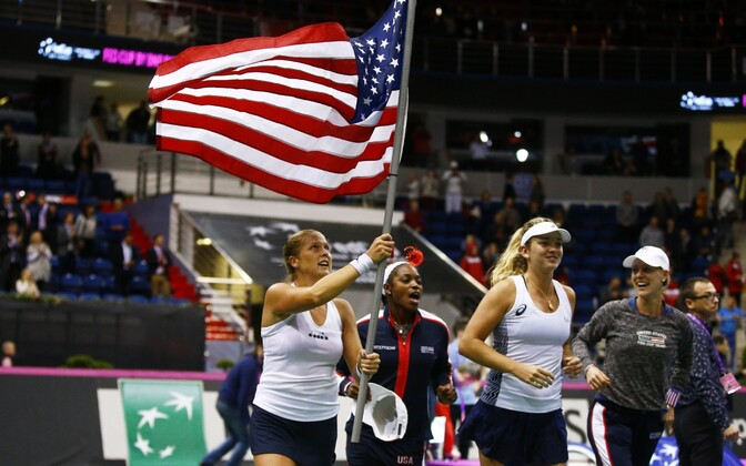 USA tennisenaiskond