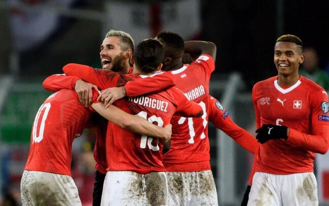 Šveitsi jalgpallikoondis