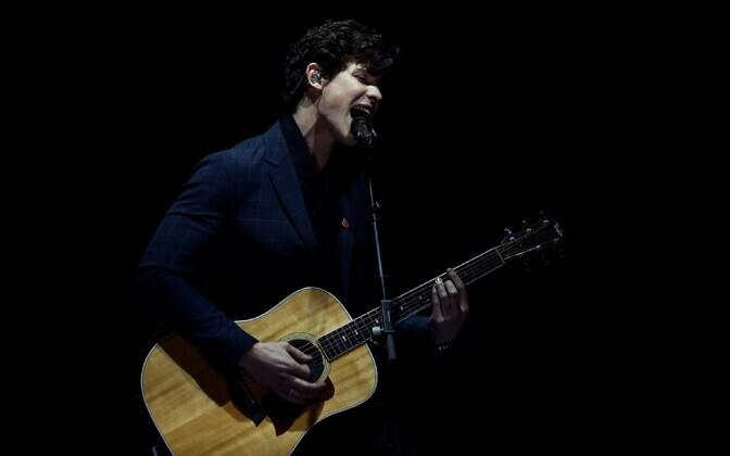 Kanada Laulja Shawn Mendes