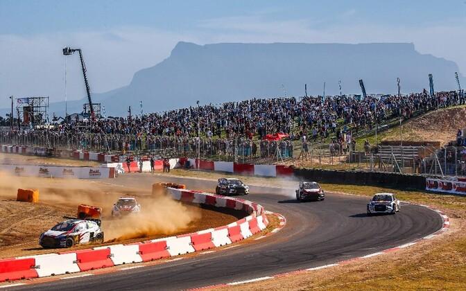 Rallikrossi MM-etapp Lõuna-Aafrikas