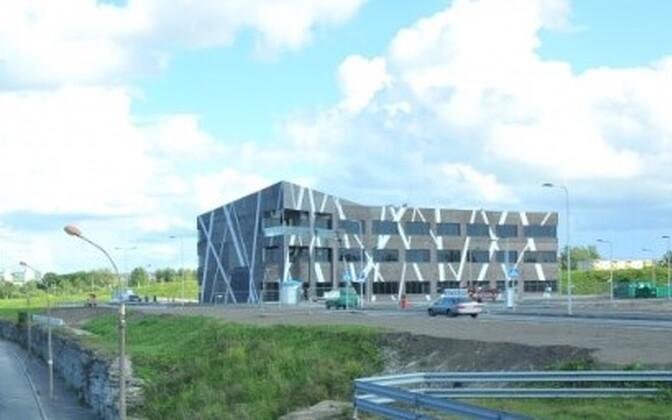 Здание управы Ласнамяэ.