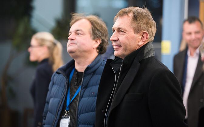 Urmas Sõõrumaa ei soovi kommenteerida Paavo Pettai väiteid tema osalusest Keskerakonna kampaaniate rahastamisel.
