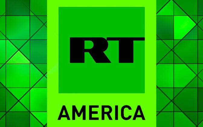 Логотип RT.