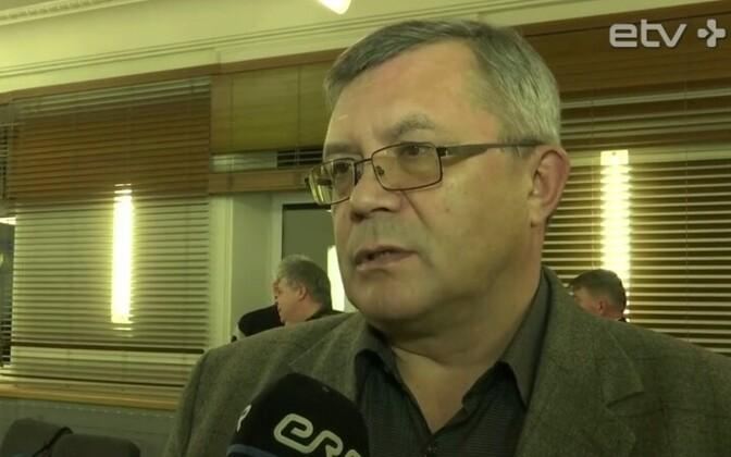 Александр Канев сменил мэрию на горсбрание.