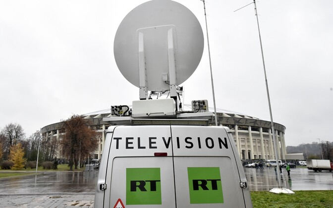 RT (Russia Today).