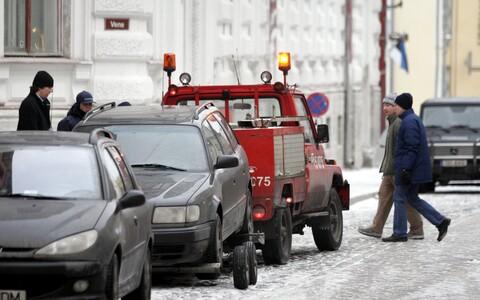 Зимний порядок парковки вводится для облегчения уборки улиц от снега.