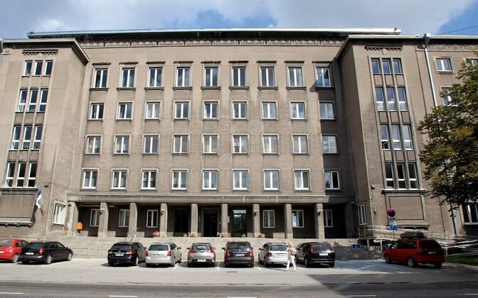 Бывшее здание министерства социальных дел в Таллинне было продано за 3,8 млн евро.