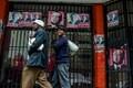 Olukord Harares 15. novembril.