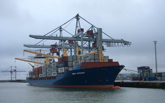 Пока порт в Силламяэ используют только для перевозки грузов.