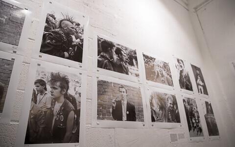 Punkfoto näitus