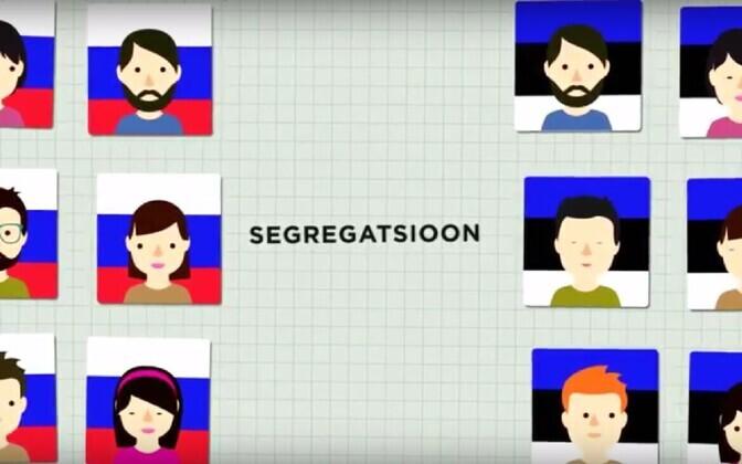 Segregatsioon ehk rahvarühmade eraldatus kasvab Tallinnas jõudsasti.