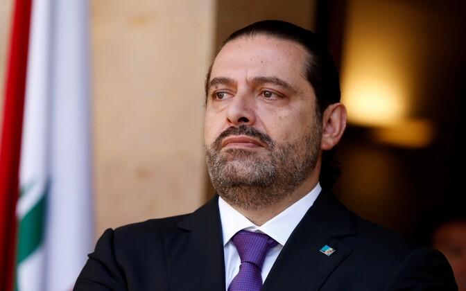 Подавший вотставку премьер Ливана встретился спосломРФ вСаудовской Аравии