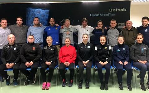 UEFA fitness koolitus
