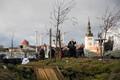 Открытие фестиваля PÖFF на крыше Solaris