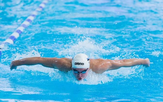 40fecd40daa Neli Eesti meesujujat on Euroopa hooaja edetabelis 20 parema seas | Ujumine  | ERR