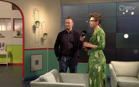 Anu Välba ja Marko Reiko