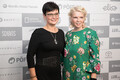 Член Рийгикогу Лайне Рандъярв на открытии кинофестиваля PÖFF