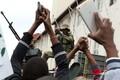 Meeleavaldus president Robert Mugabe vastu.
