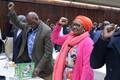 Zanu-PFi erakorraline koosolek Mugabe tagandamiseks.