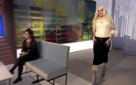 drag queen Chloé Lagucci