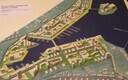Paljassaare sadamaala struktuurplaan.
