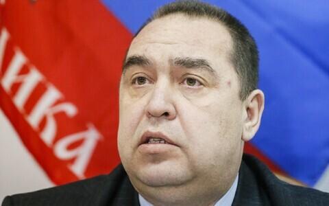 Бывший глава самопровозглашенной ЛНР Игорь Плотницкий.