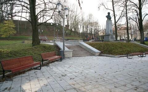 Сквер Пирогова.