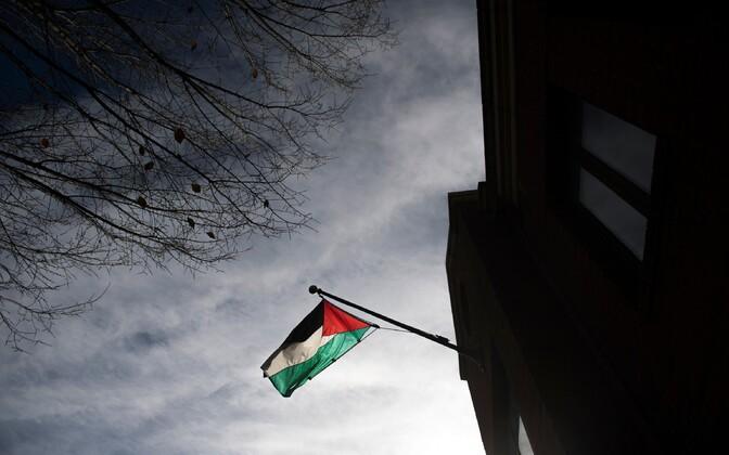 Palestiina lipp.