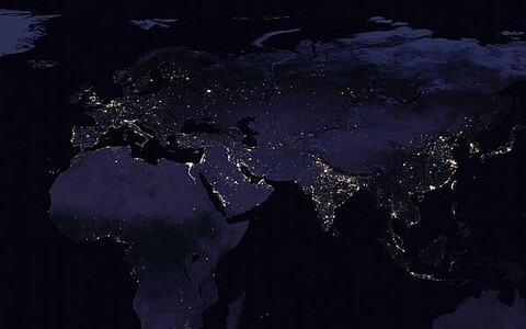 Maa 2016. aastal.