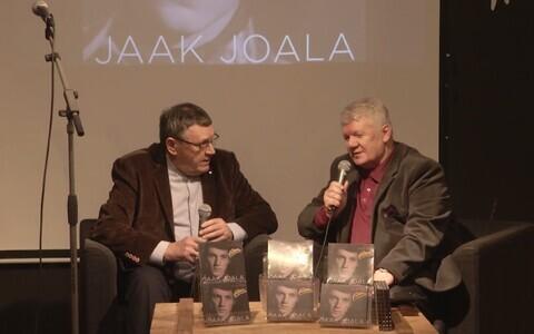 Jaak Joala plaadiesitlus
