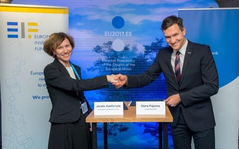 Договор был подписан на организованном Европейской комиссией мероприятии