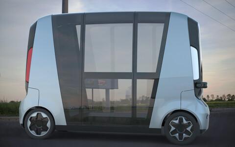 Tallinna tehnikaülikooli ja Silberauto koostöös valmiv isesõitev auto.