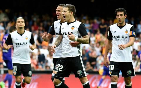 Valencia CF, esiplaanil Santi Mina