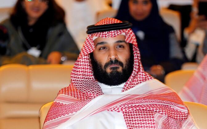 Saudi Araabias jõulisi reforme tegev ja rivaale ohjledav kroonprints Mohammed bin Salman.