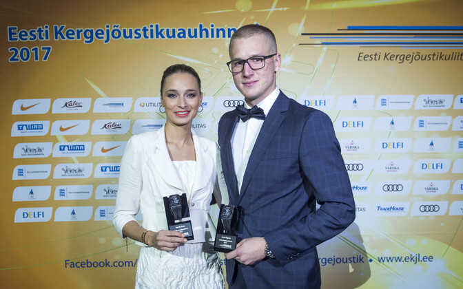 Ksenia Balta ja Janek Õiglane