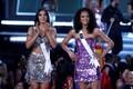 Finalistid Miss Colombia Laura Gonzalez ja Miss USA Kara McCullough
