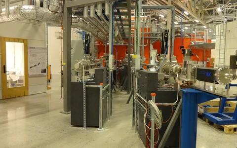 MAX IV sünkrotron Lundi teaduspargis on üks maailma kaasaegsemaid teadustaristuid.